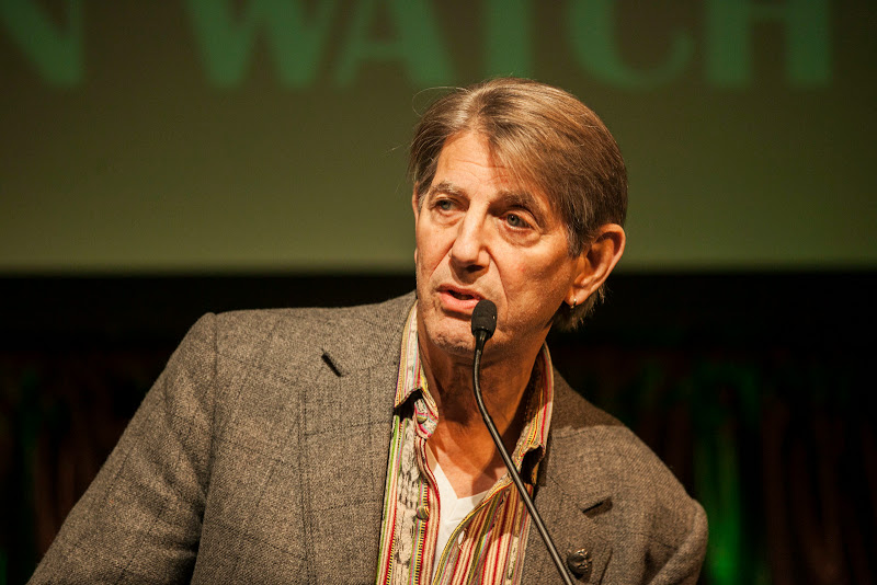 Actor, author, activist and Amazon Watch Honorary Board Member, Peter Coyote. September 25, 2013; San Francisco, CA, USA; Photo by Eric Slomanson / slomophotos.com