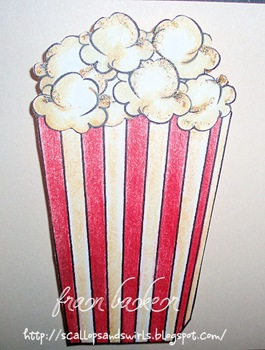 Popcorn Container_Closeup