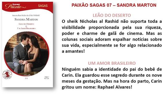 paixão sagas 07