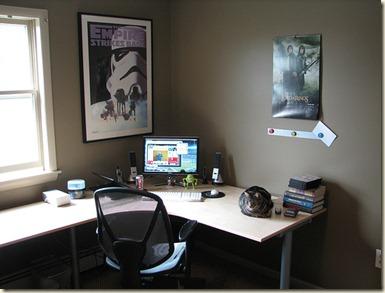 decoración de oficinas en casa8