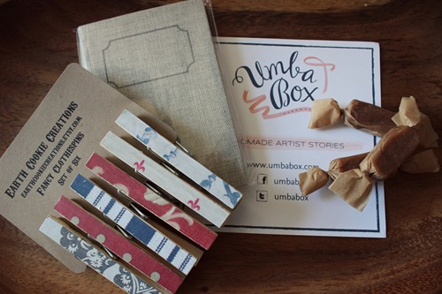 November Umba Box Review