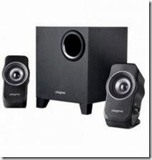 Amazon: buy Creative SBS A335 2.1 Channel Multimedia Speakers Rs.1680