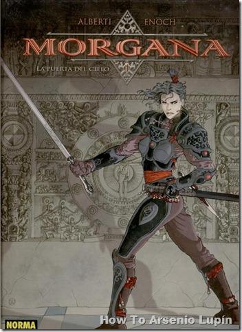 P00001 - Morgana tomo  - La Puerta