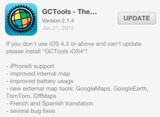 GCTools version 2.1.4