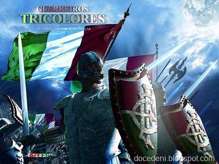 Guerreiros-Tricolores