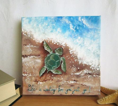 quadro tartaruga1