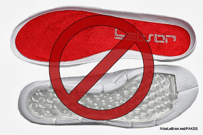 2013 news fake lebron 11 Learn How to Spot Fake Nike LeBron XIs. They are out There!