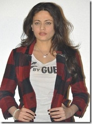 Actress Sneha Ullal at Action 3D Telugu Movie Audio Release Photos