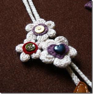 collana lana e feltro 1-1