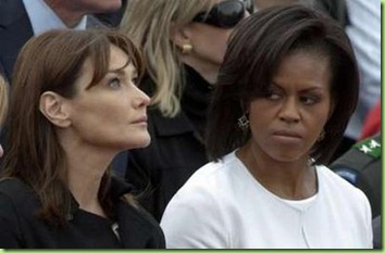 michelleobama the stare