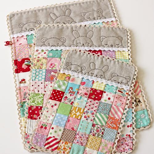 Quilts para Bonecas
