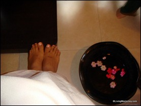 Happiest Pinoy Boot Camp: Nurture Spa Massage