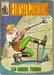 P00041 - Flash Gordon v1 #41