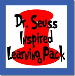 dr. seuss inspired pack