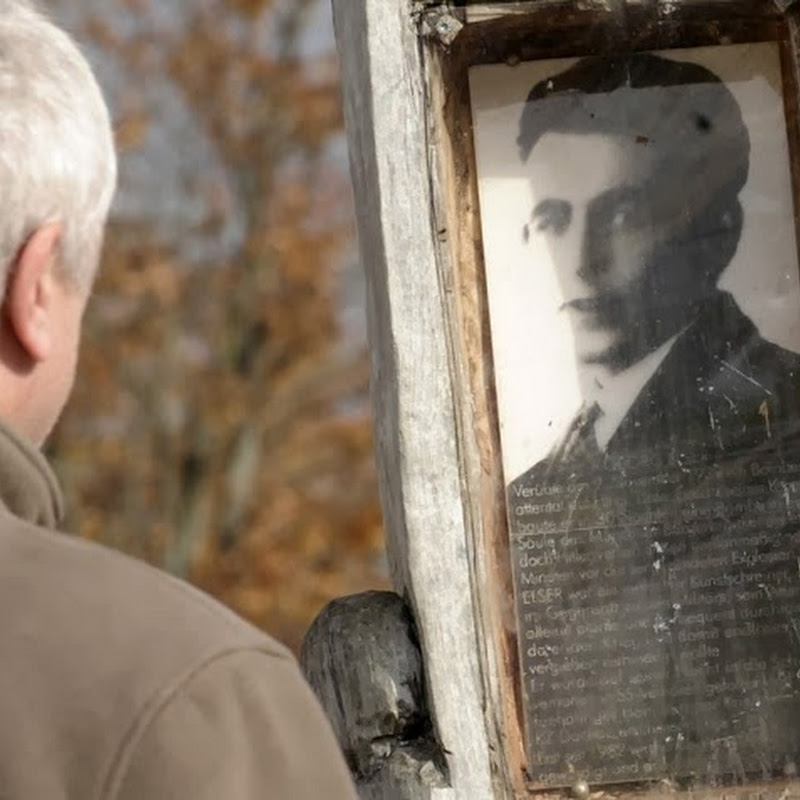 O carpinteiro alemão que quase conseguiu matar Hitler