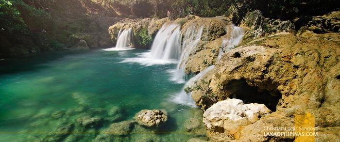 Pangasinan's Bolinao Falls 2