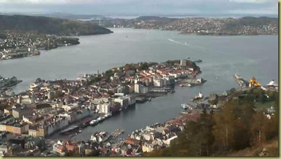 Bergen on a good day