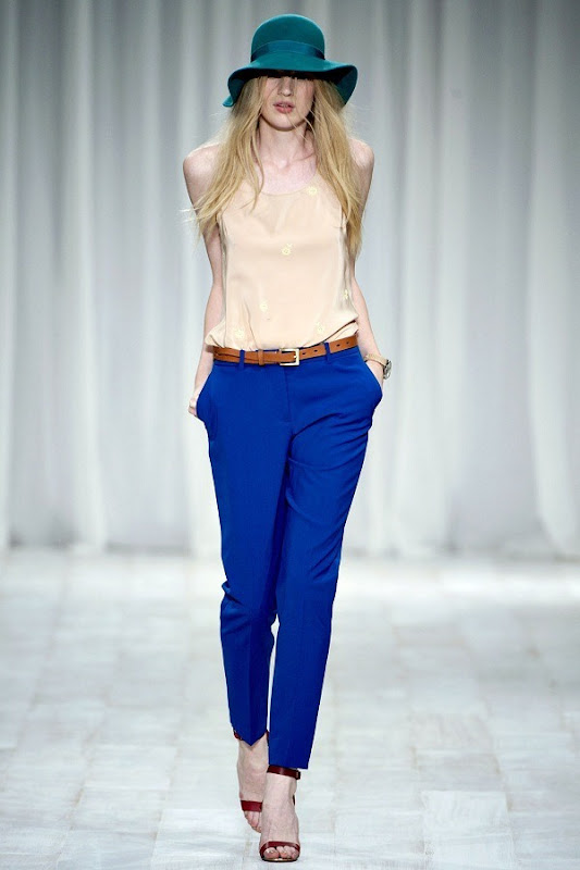 London Fashion Week - Paul Smith (Spring 2012) 29