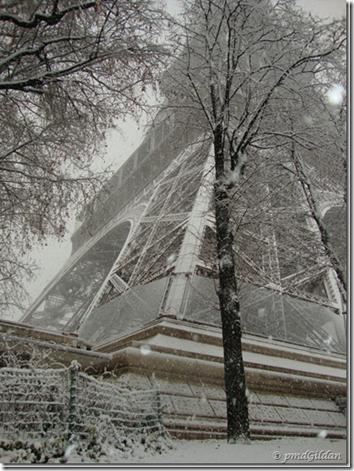 Paris, décembre 2010