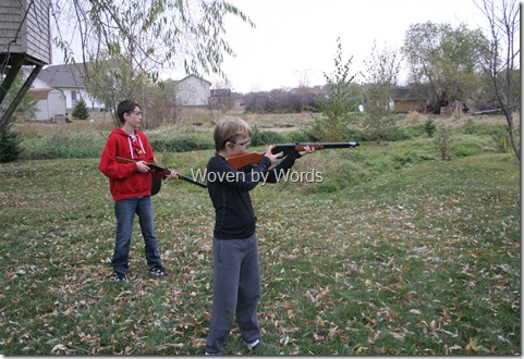 Boys shooting