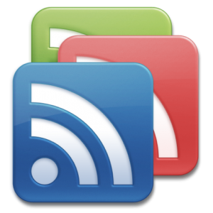 Google Reader icon 300x300