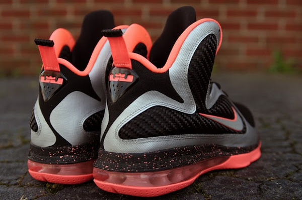 Upcoming Nike LeBron 9 8220Bright Mango8221 March 2nd
