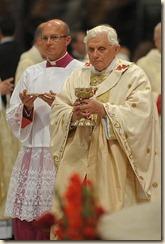 Santo Padre y Agostini