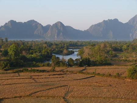 Imagini Laos din balon