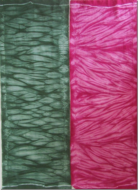 suzieandkayhand dye shibori 006