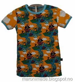 tskjorte med sjørøvere-ikke publ