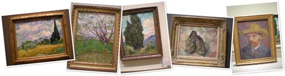 Ver Van Goh en el Metropolitan Museum de Nueva York