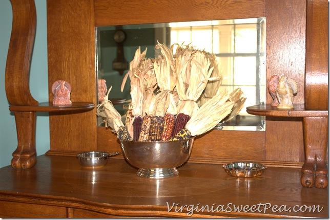Turkeys in the Dining Room2