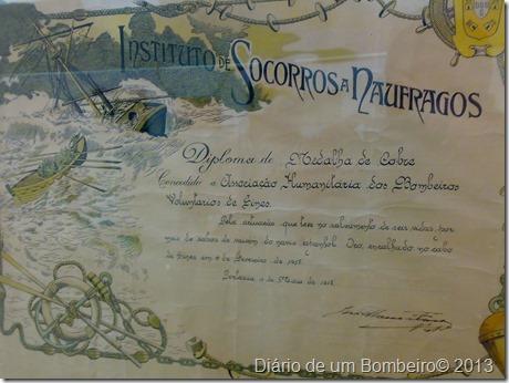 Diploma Medalha Cobre