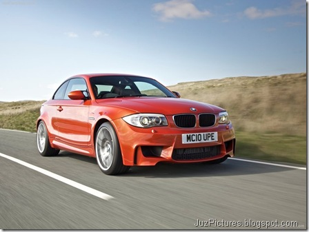 BMW 1-Series M Coupe UK Version7