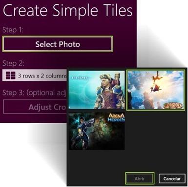 dicas como adicionar Windows 8 como adicionar tiles