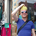 funny hat sundays in Toronto, Ontario, Canada