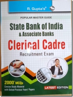 SBI associate bank clerk exam guide