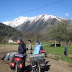 Люди в Пхии живут в раю - это однозначно, но конечно для них эти горы - обычное дело, нам же глаз не хватало, чтобы насмотреться вокруг.