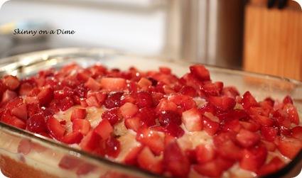strawberry bits