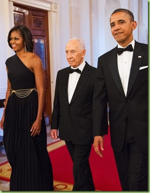 mo bo shimon Peres medal of freedom