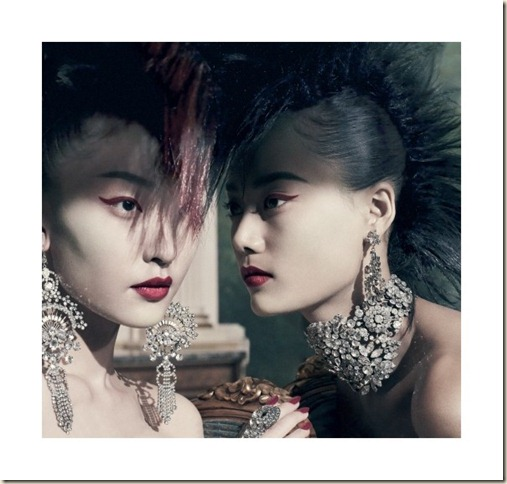 Steven Meisal Vogue 2010