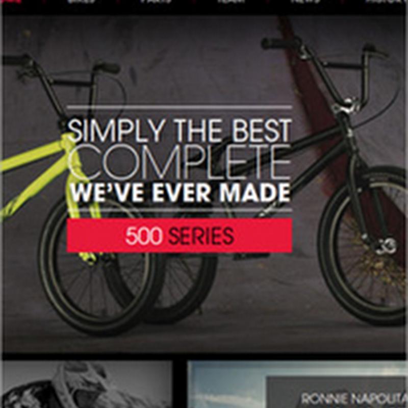 27 increíbles sitios web que usan el color negro perfectamente