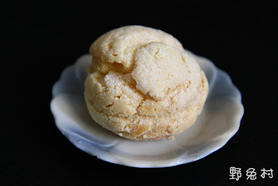 [廣宣-試吃] 台灣鑽寶寶-冰淇淋菠蘿小泡芙+手工法式布蕾乳酪派
