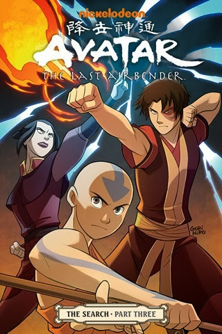 Avatar The Last Airbender Part Three