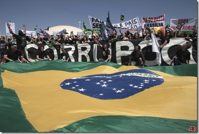 brazil corrupção - Priscila e Maxwell Palheta