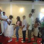 Batizados e celebração de Cristo Rei, Paróquia São Francisco de Assis, Boca do Rio
