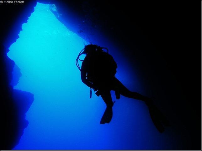 Gozo Höhle Katrin 1