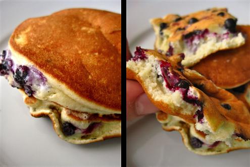 clafoutis pancakes 2