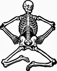 skeleton_black_white_line_art_coloring_book_colouring-555px