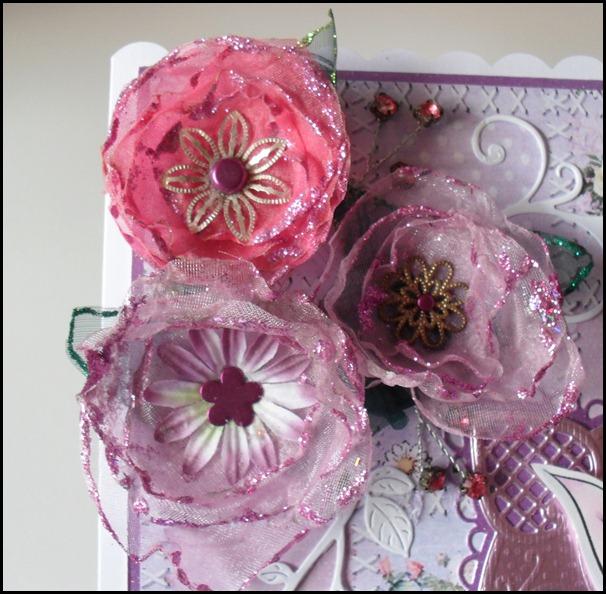 W Wishes Flowers No WM